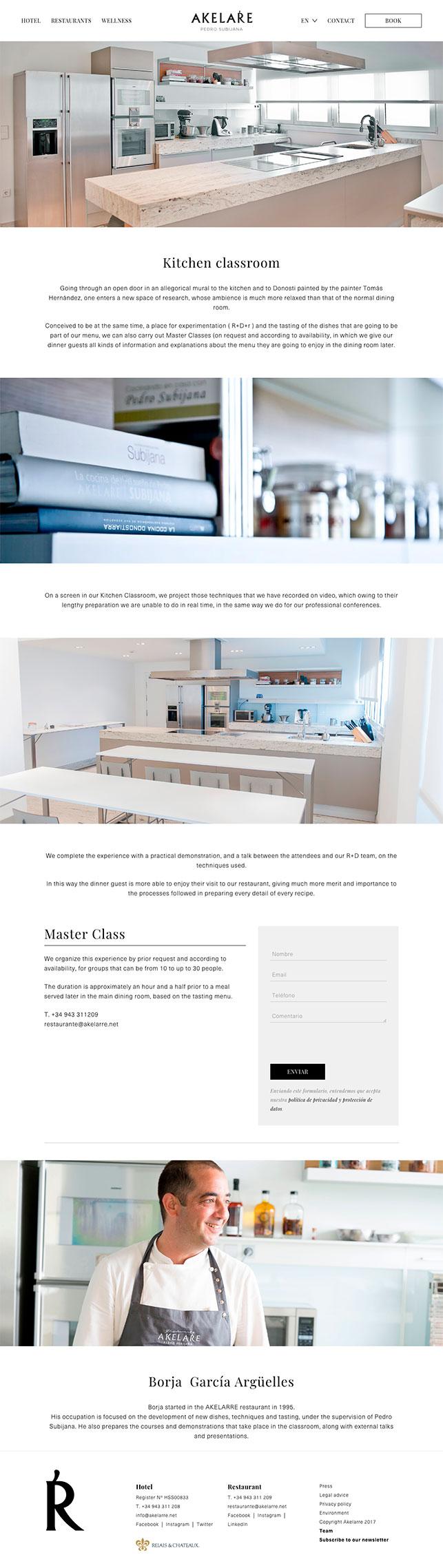 Roger-P-Akelarre-Kitchen-classroom